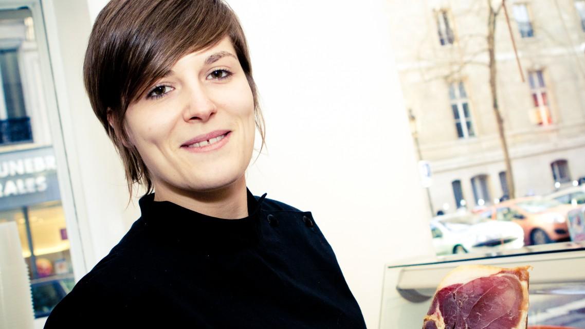 Mélanie, notre nouvelle cuisinière